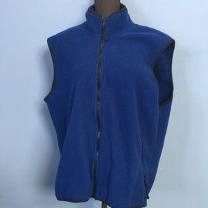 REI Thaw Fleece Zip Vest